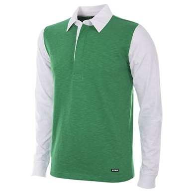 252 | Hibernian FC 1951 - 52 Retro Football Shirt | 1 | COPA