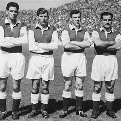 252 | Hibernian FC 1951 - 52 Retro Football Shirt | 2 | COPA