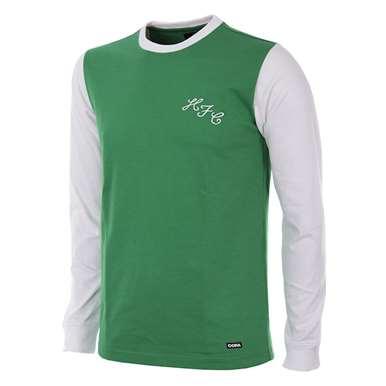 253 | Hibernian FC 1972 Cup Final Retro Football Shirt | 1 | COPA