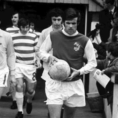 253 | Hibernian FC 1972 Cup Final Retro Football Shirt | 2 | COPA