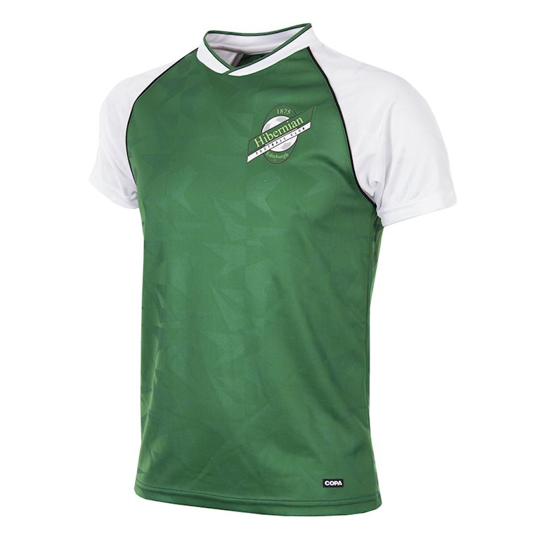 254 | Hibernian FC 1991 - 92 Retro Football Shirt | 1 | COPA