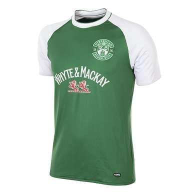 255 | Hibernian FC 2006 - 07 Retro Football Shirt | 1 | COPA