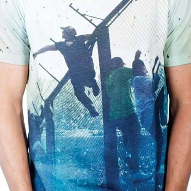 6671 | Hinchas All Over T-Shirt | 2 | COPA