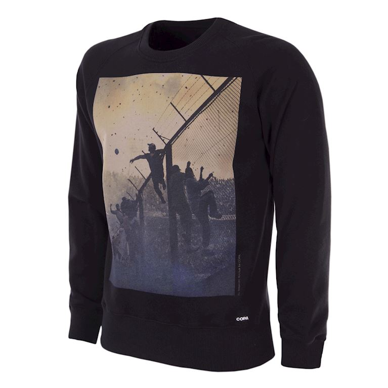 6458 | Hinchas Sweater | 1 | COPA