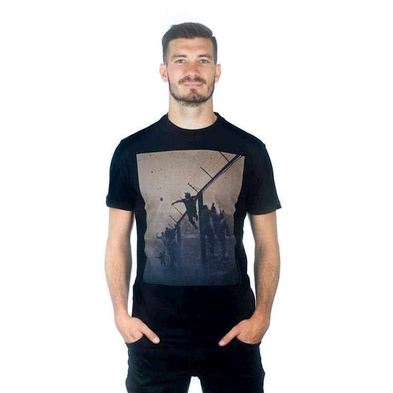 6670 | Hinchas T-Shirt | Black | 1 | COPA