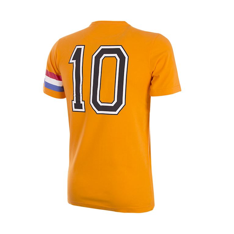 6860 | Nederland Captain Kinder T-Shirt | 2 | COPA