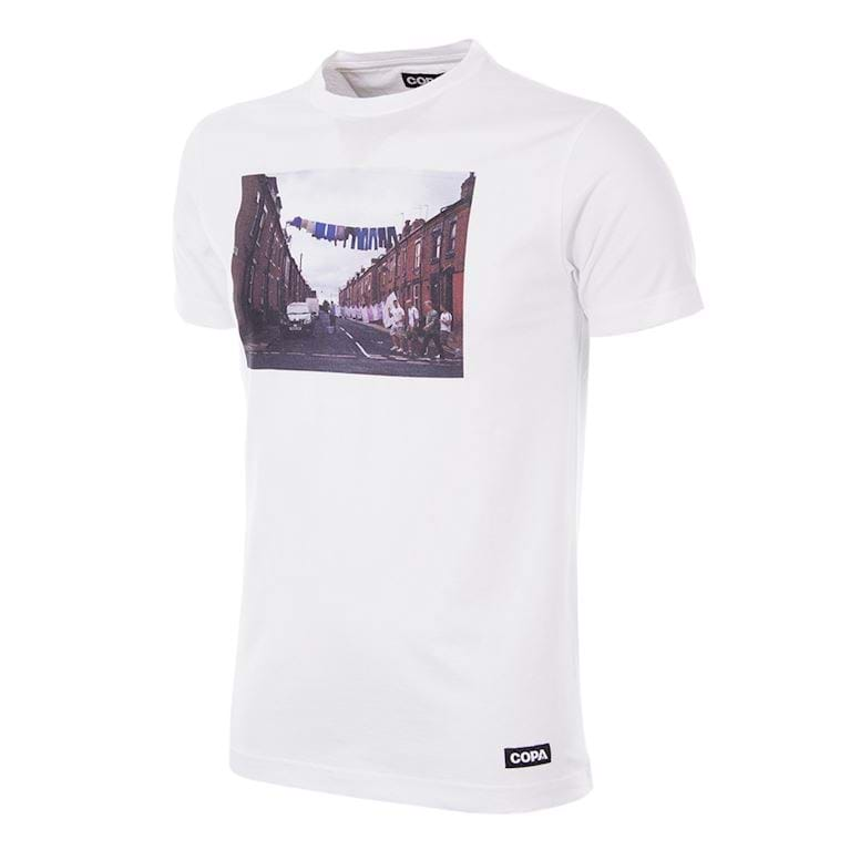 6791 | Homes of Football Leeds United T-Shirt | 1 | COPA