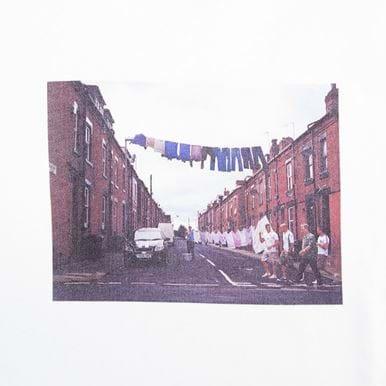 6791 | Homes of Football Leeds United T-Shirt | 2 | COPA