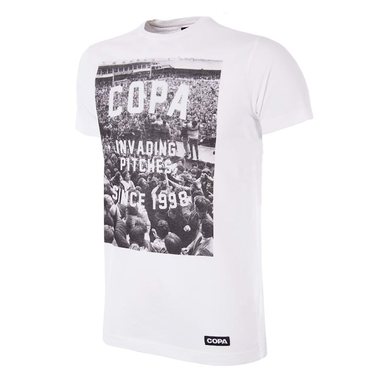 6688 | Invading Pitches Since 1998 T-Shirt | 1 | COPA