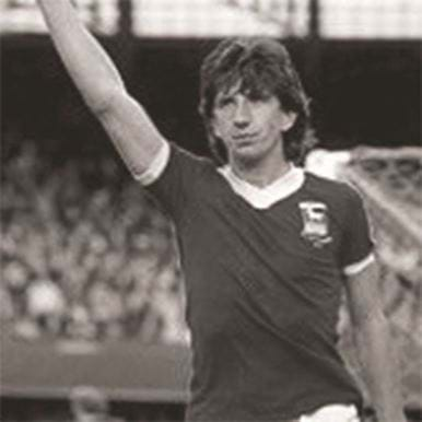 129 | Ipswich Town FC 1980 - 81 Retro Football Shirt | 2 | COPA