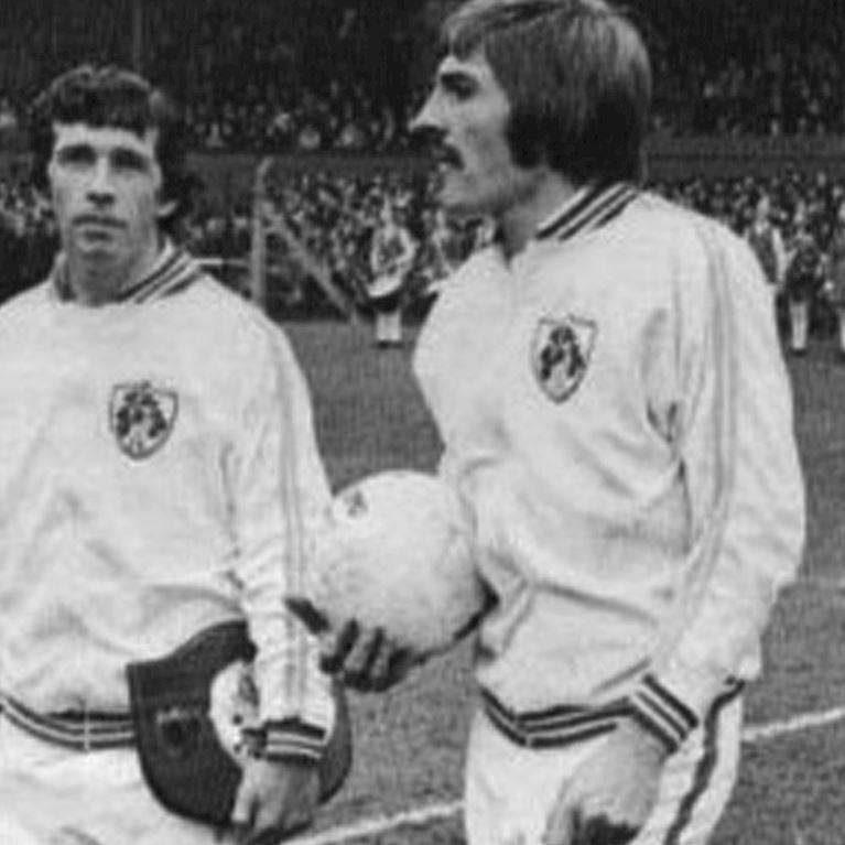 828 | Ireland 1974 Retro Football Jacket | 2 | COPA