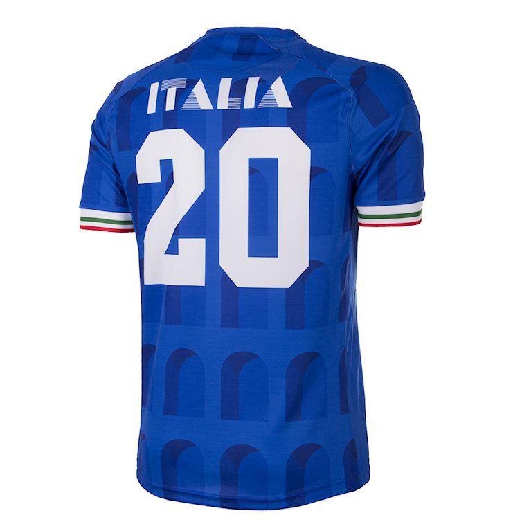 6734 | Italië Voetbal Shirt | 2 | COPA