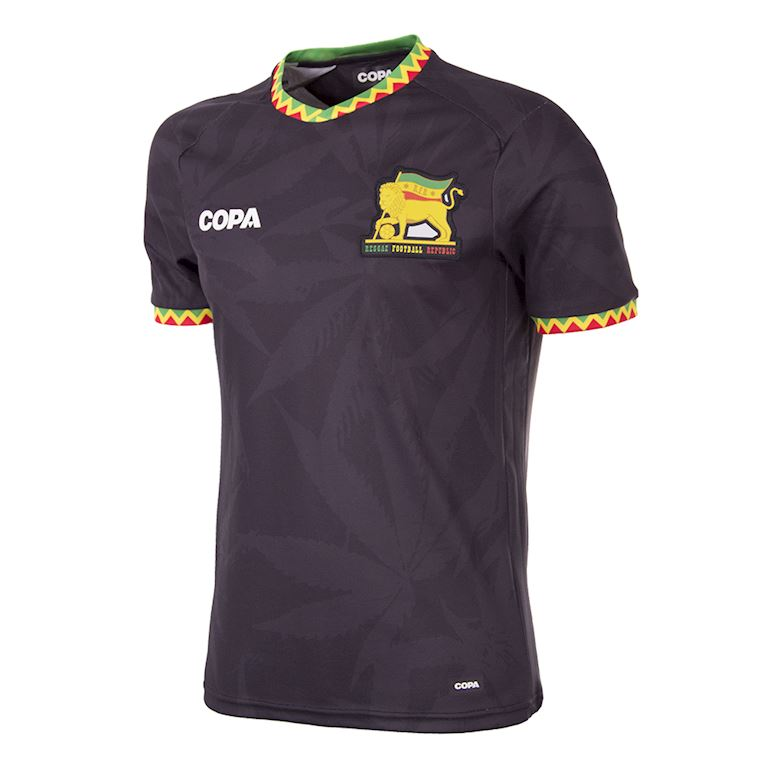 6735 | Jamaica Football Shirt | 1 | COPA