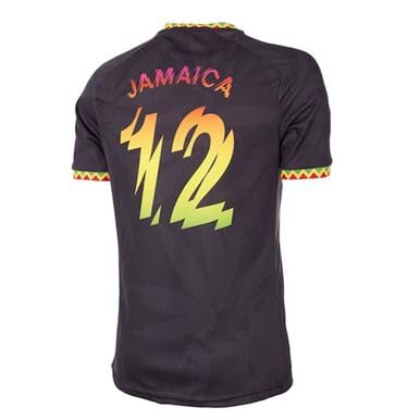 6735 | Jamaica Football Shirt | 2 | COPA
