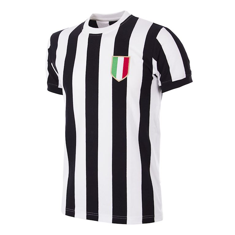 168 | Juventus FC 1952 - 53 Retro Football Shirt | 1 | COPA