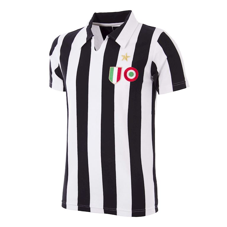 300 | Juventus FC 1960 - 61 Retro Football Shirt | 1 | COPA