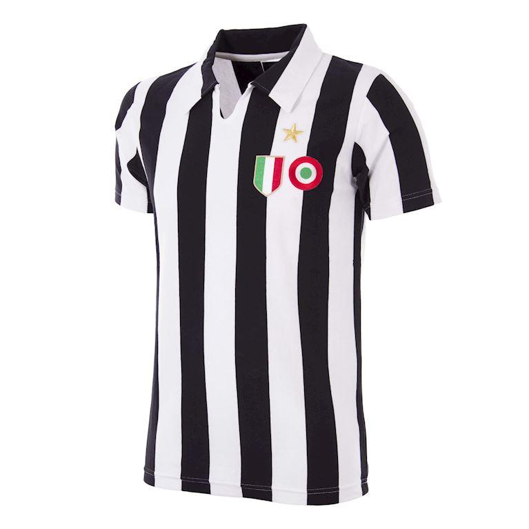 300 | Juventus FC 1960 - 61 Retro Fußball Trikot | 1 | COPA