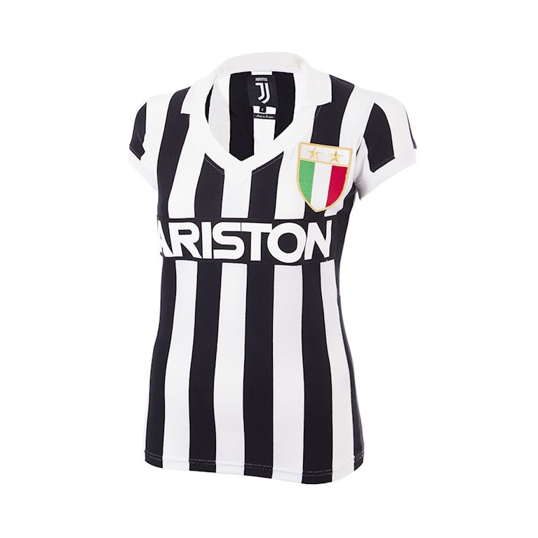 5304 | Juventus 1984 - 85 Womens Retro Football Shirt | 1 | COPA