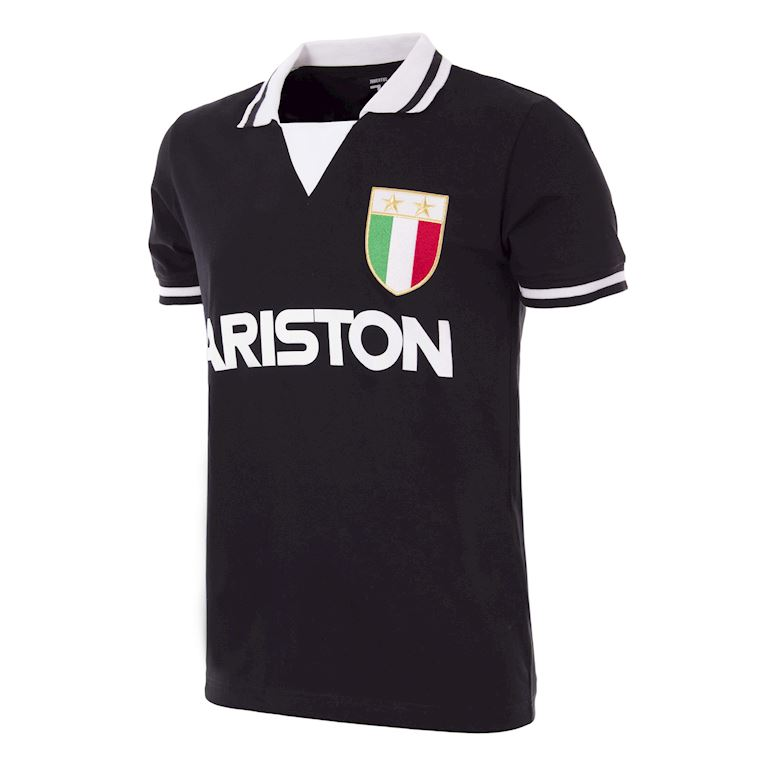298 | Juventus FC 1986 - 87 Away Retro Football Shirt | 1 | COPA