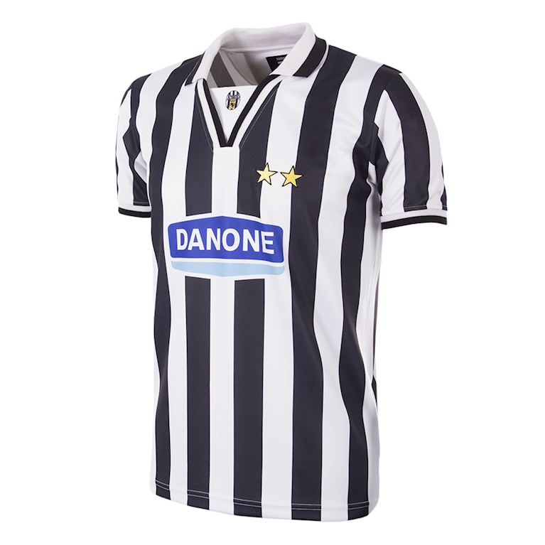 170 | Juventus 1994 - 95 Retro Football Shirt | 1 | COPA
