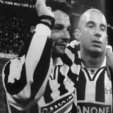 170 | Juventus 1994 - 95 Retro Football Shirt | 2 | COPA