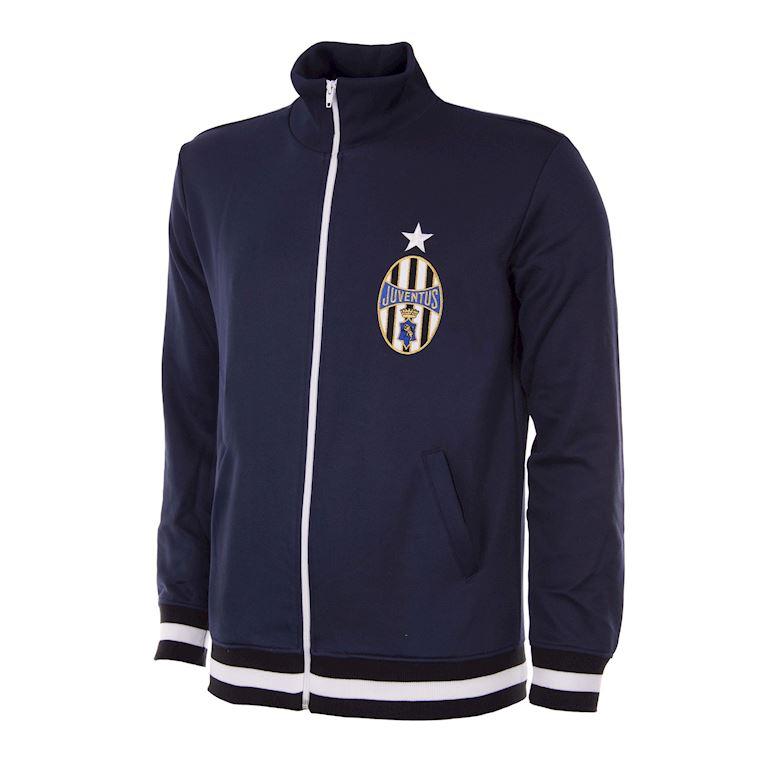 929 | Juventus FC 1971 - 72 Retro Fußball Jacke | 1 | COPA