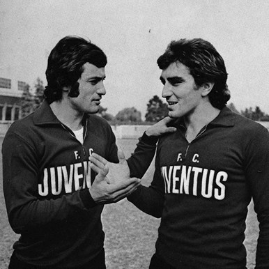 911 | Juventus FC 1974 - 75 Retro Football Jacket | 2 | COPA