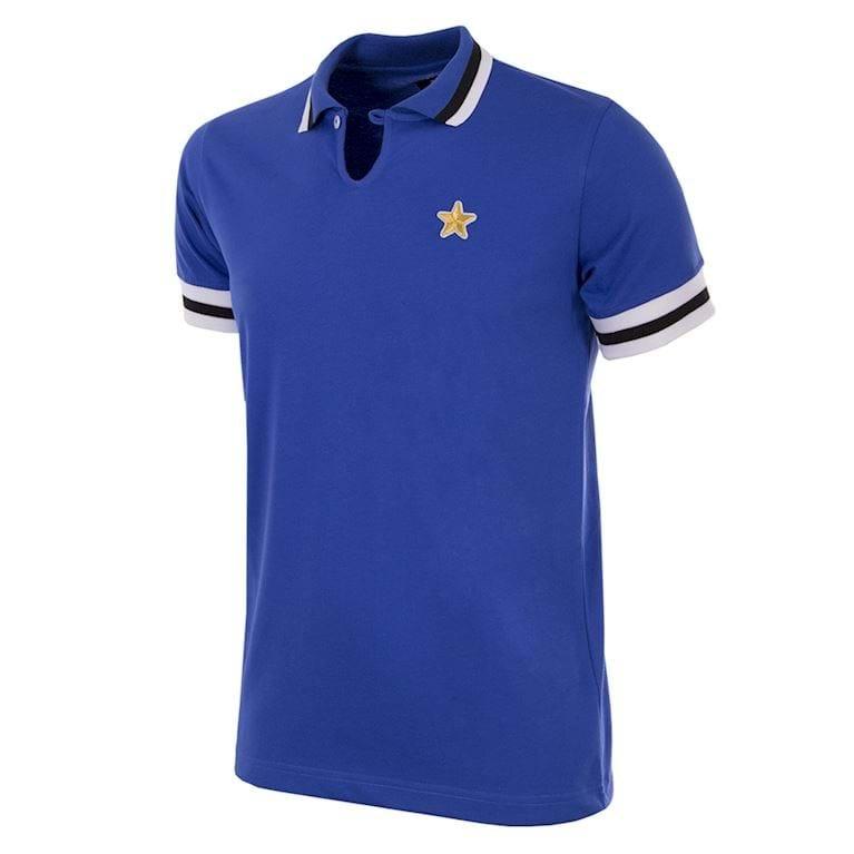 146 | Juventus FC 1976 - 77 Away Coppa UEFA Retro Football Shirt | 1 | COPA