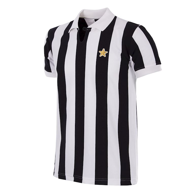 145 | Juventus FC 1976 - 77 Coppa UEFA Short Sleeve Retro Football Shirt | 1 | COPA