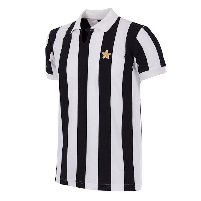145 | Juventus FC 1976 - 77 Coppa UEFA Retro Football Shirt | 1 | COPA