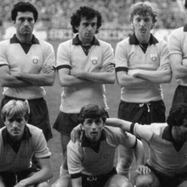 148 | Juventus FC 1983 - 84 Away Coppa delle Coppe UEFA Retro Football Shirt | 2 | COPA