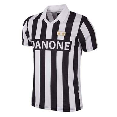 149 | Juventus FC 1992 - 93 Coppa UEFA Retro Football Shirt | 1 | COPA