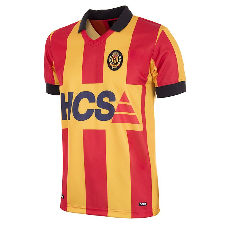 359 | KV Mechelen 1990 - 91 Retro Football Shirt | 1 | COPA