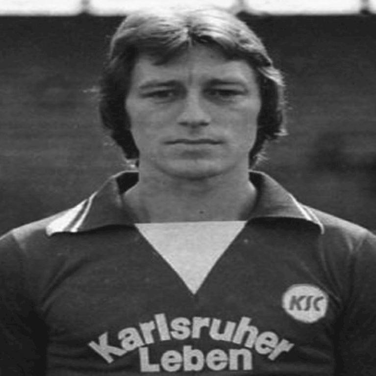 712 | Karlsruher SC 1977-78 Short Sleeve Retro Shirt | 2 | COPA