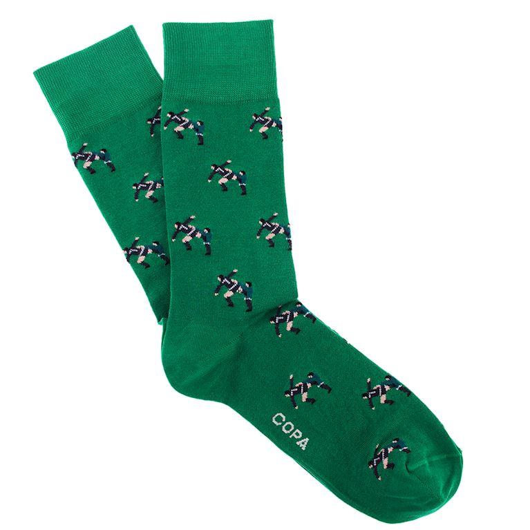 5140 | Kung Fu Socks | 1 | COPA