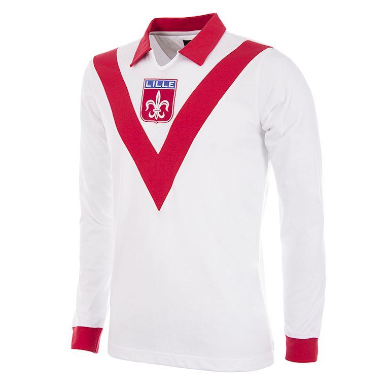 358 | Lille OSC 1954 - 55 Retro Football Shirt | 1 | COPA