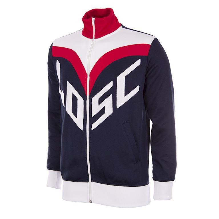 942 | Lille OSC 1954 Retro Football Jacket | 1 | COPA