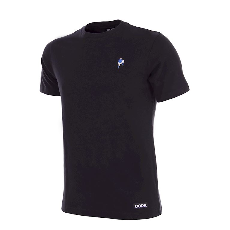 6954 | Live is life embroidery T-Shirt | 1 | COPA