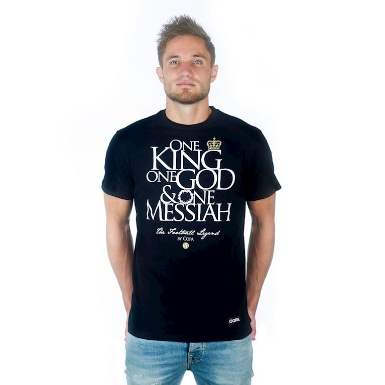 6692 | Messiah T-Shirt | Black | 1 | COPA