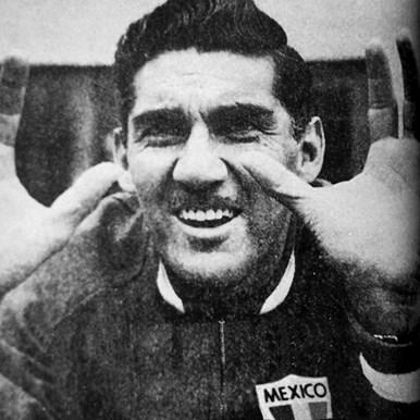 864 | Mexico 1970's Retro Football Jacket | 2 | COPA