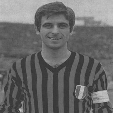 106 | Milan 1960's Retro Football Shirt | 2 | COPA