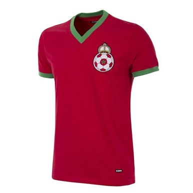 546 | Morocco 1970´s Retro Football Shirt | 1 | COPA