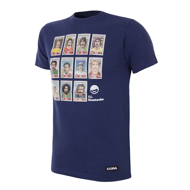 6529 | Moustache Dream Team T-Shirt | 1 | COPA