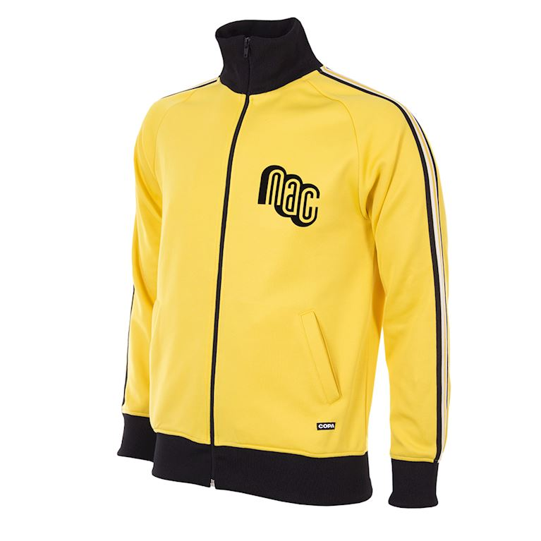 912 | NAC Breda 1977 Retro Football Jacket | 1 | COPA
