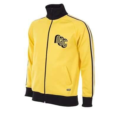 912 | NAC Breda 1977 Retro Football Jacket | 1 | COPA