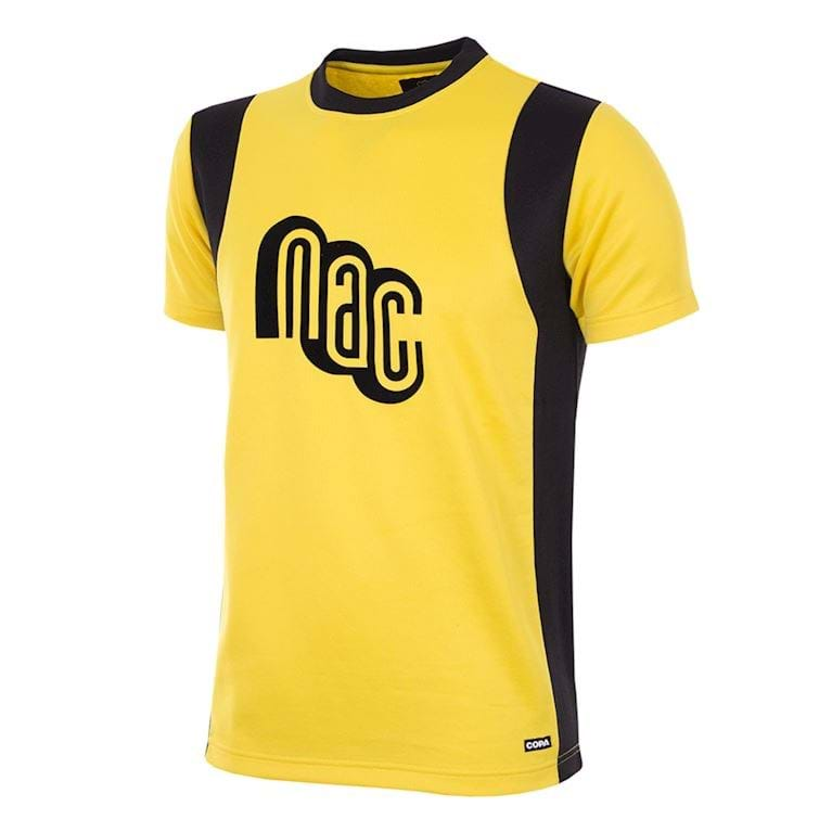 249 | NAC Breda 1981 - 82 Retro Football Shirt | 1 | COPA