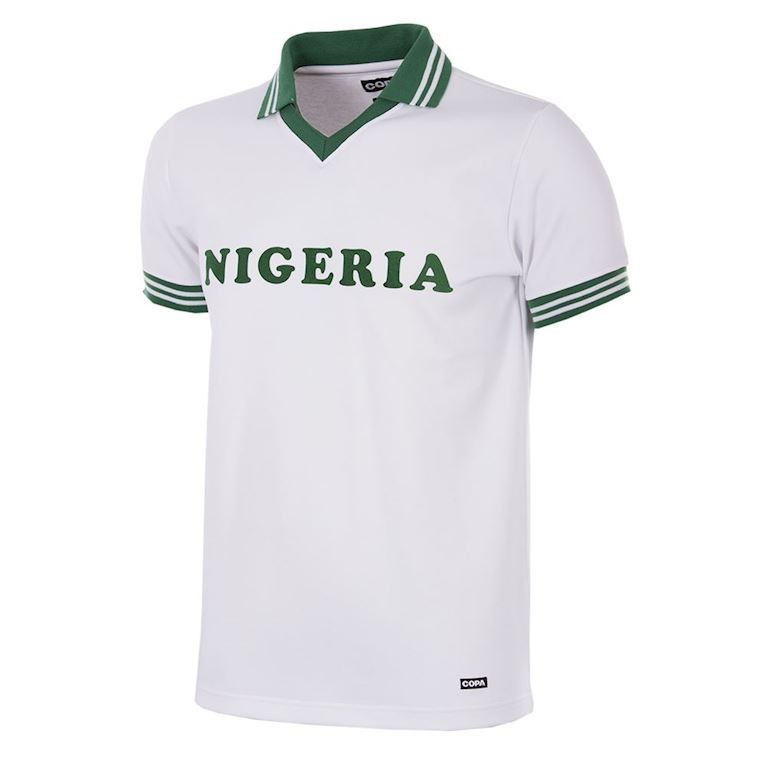 238 | Nigeria 1980 Retro Football Shirt | 1 | COPA