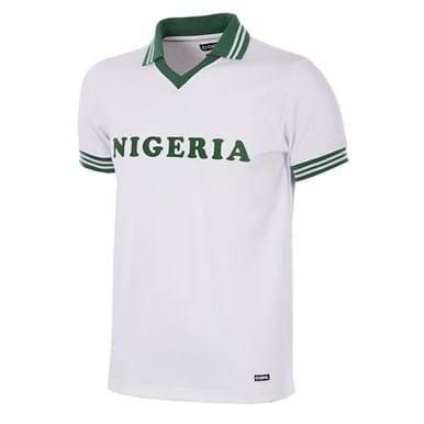 238   Nigeria 1980 Retro Football Shirt   1   COPA