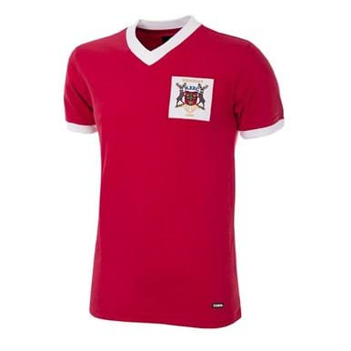 713 | Nottingham Forest 1959 Cup Final Retro Football Shirt | 1 | COPA