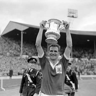 713 | Nottingham Forest 1959 Cup Final Retro Football Shirt | 2 | COPA
